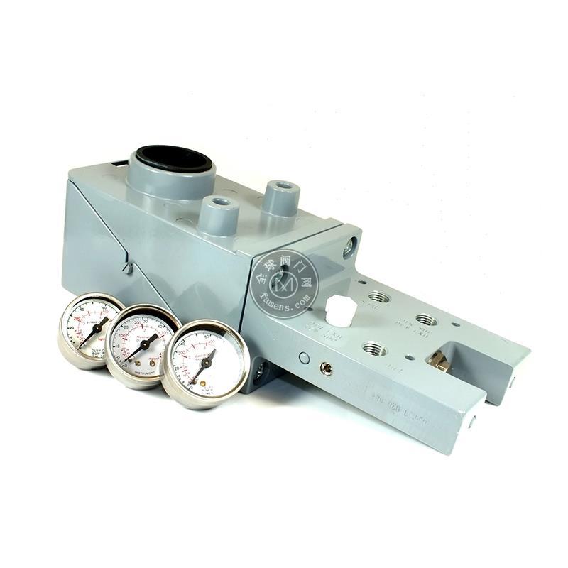 美國梅索尼蘭現貨Masoneilan定位器(旋轉閥)4710P