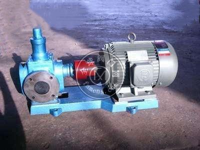 YCB系列齿轮泵 圆弧齿轮泵