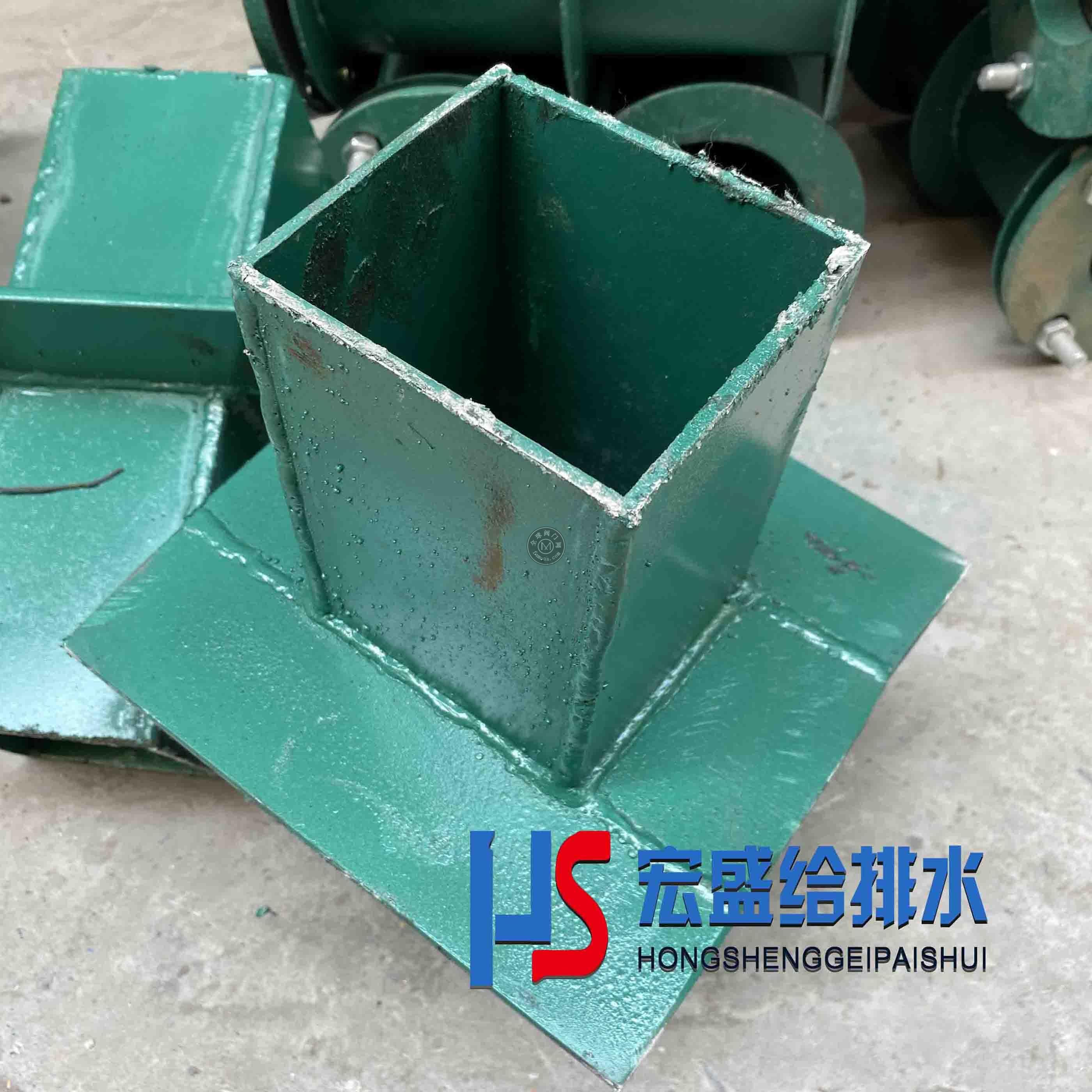 方形防水套管  方形套管 刚性套管