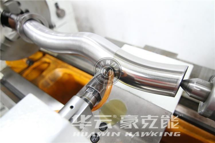 華云豪克能金屬鏡面加工設備 表面改性加工 提高表面光潔度