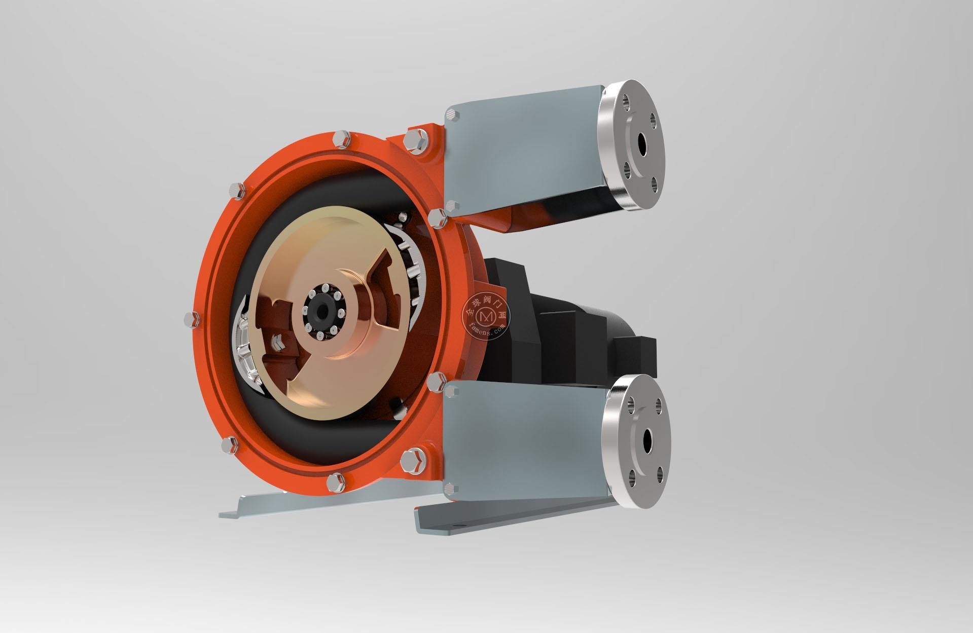 酷毙了这样才是巴尔博瓦软管挤压泵合适的替代使用