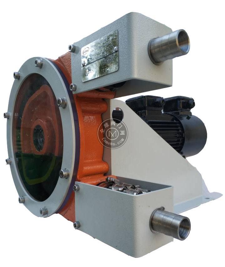 ALH80软管泵BalFlex相竞争产品