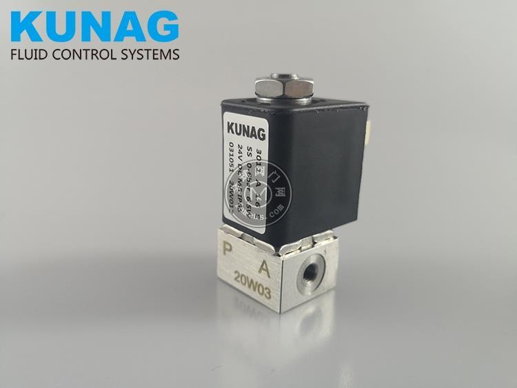 微型電磁閥 不銹鋼閥體 3012型 零泄漏