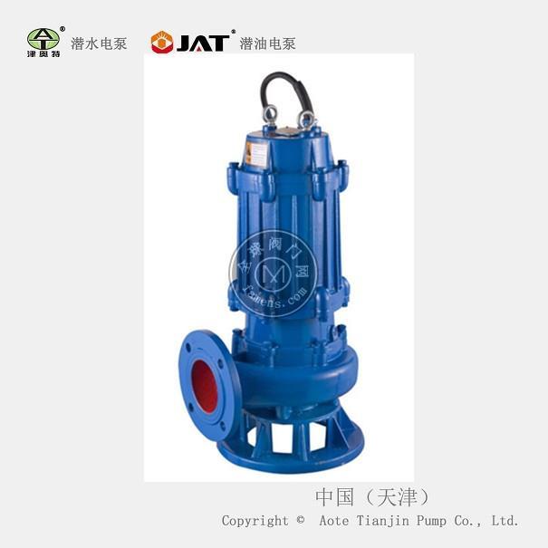 WQ系列潜水排污泵价格表