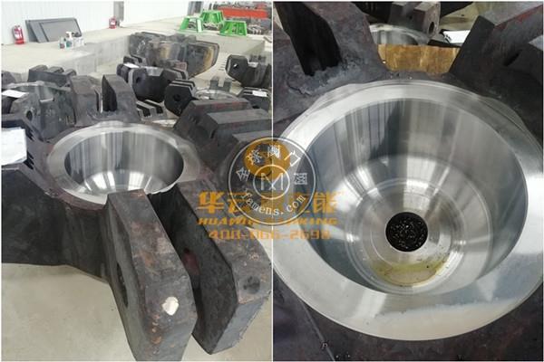 豪克能金屬鏡面加工設備 超聲波鏡面拋光機 超聲滾壓刀
