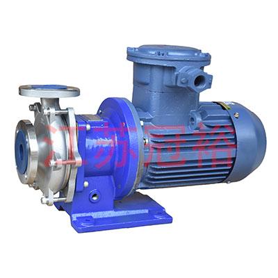 泓川GMP222防爆不锈钢磁力泵