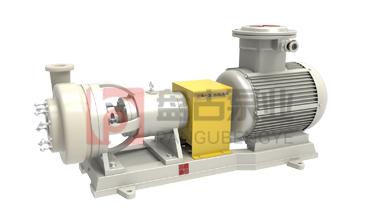 FSB氟塑料離心泵 耐腐蝕離心泵 全塑離心泵