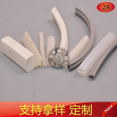 硅膠管耐高溫硅膠發泡密封條