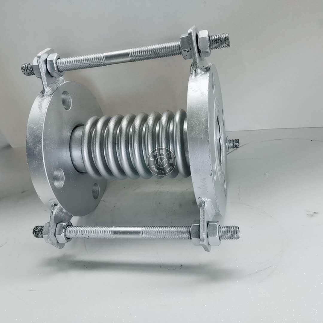 现货 小口径通用型金属波纹管补偿器 套筒式补偿器