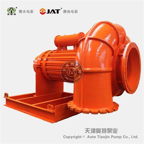 QW系列排水排污螺旋离心泵-奥特泵业