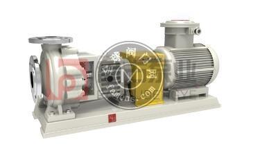TIF氟塑料合金離心泵
