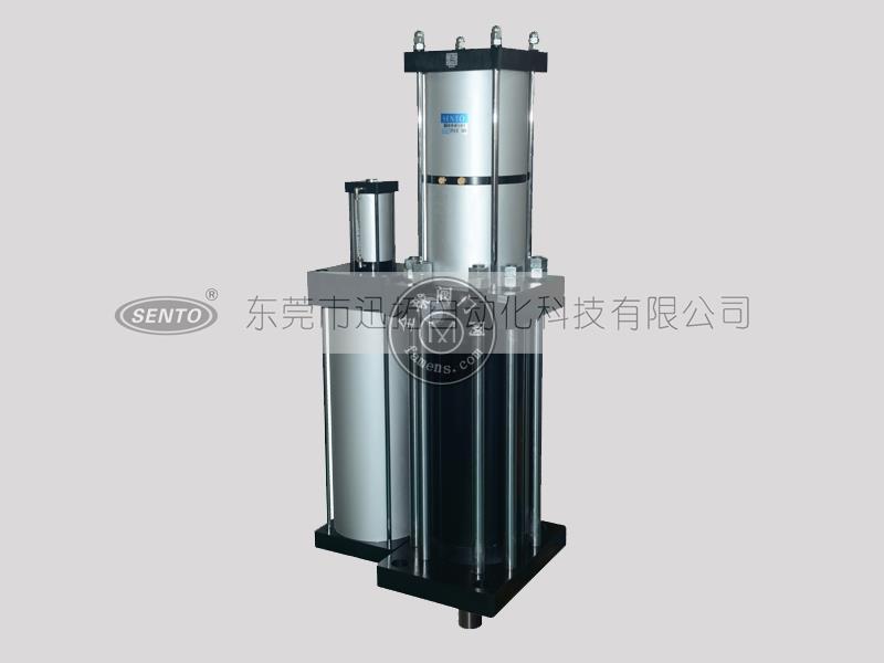 大吨位40T增压缸_出力大_森拓增压缸制造商直销_价格实惠