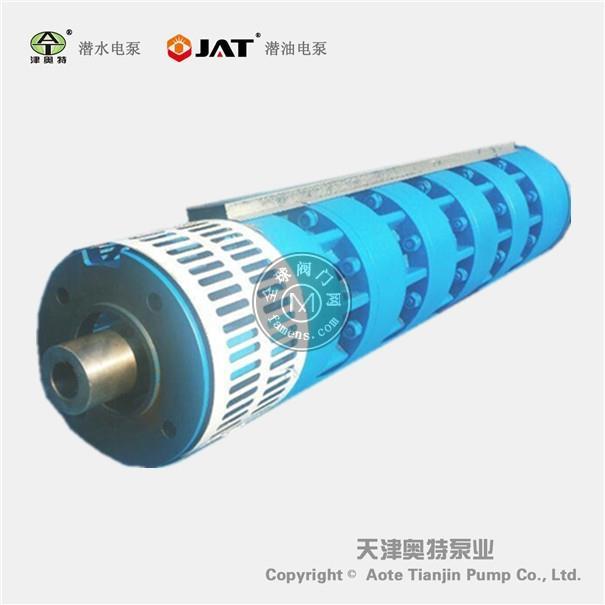 耐高温热水潜水泵_400方流量_2000米扬程