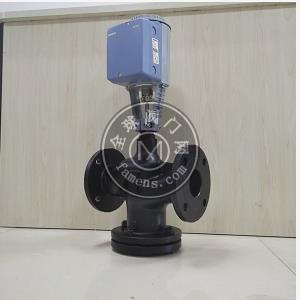 西门子调节阀 西门子电动温控阀组成及价格 济南优质厂家