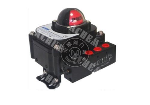 普通型氣動閥監控器ALSD300C1P2M2 防水型氣動閥監控器 一體化閥門監控器 氣動執行器