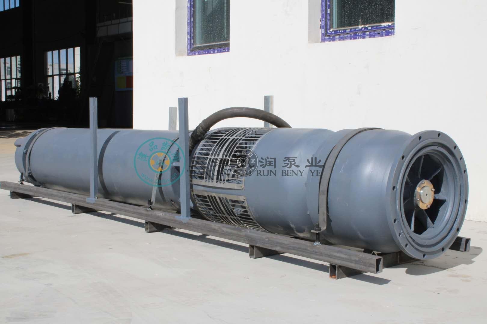 QZ軸流泵選型天津凱潤泵業