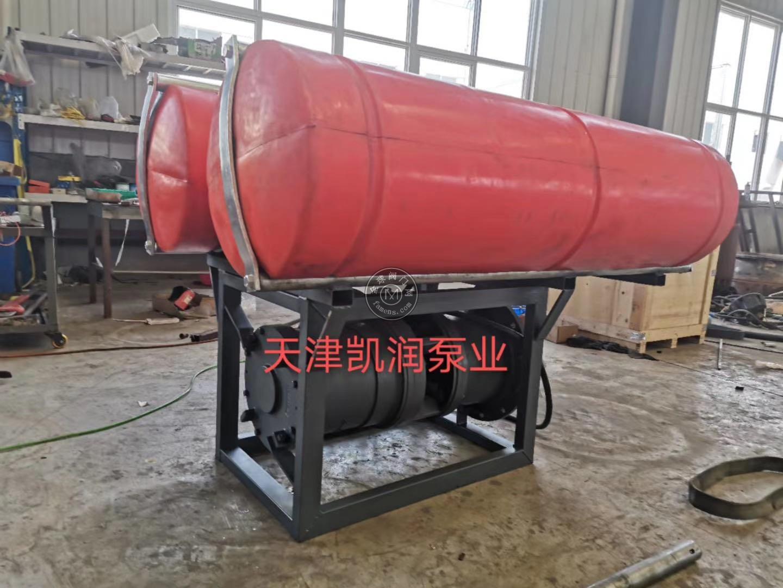 浮筒式軸流泵