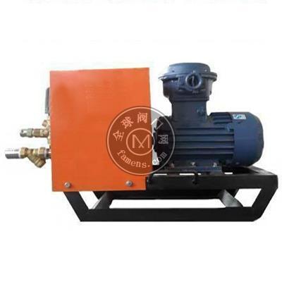 矿用3BZ1.2/18-7.5煤层注水泵