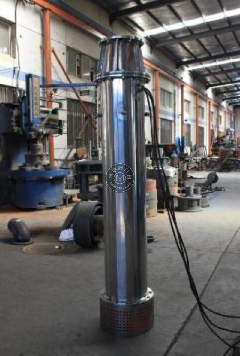 井用、深井、热水_下吸式潜水泵