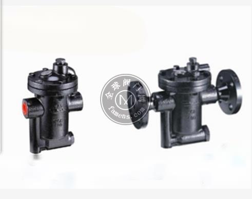 进口681铸钢倒筒式疏水阀