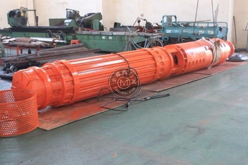 高扬程大流量耐热潜水泵