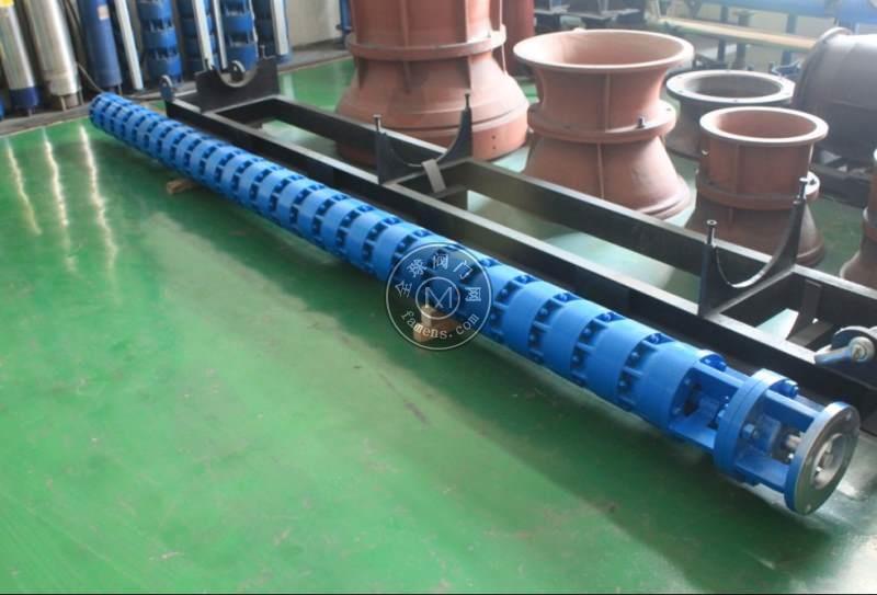 深井耐高温潜水泵_井用热水潜水泵_耐热潜水电泵