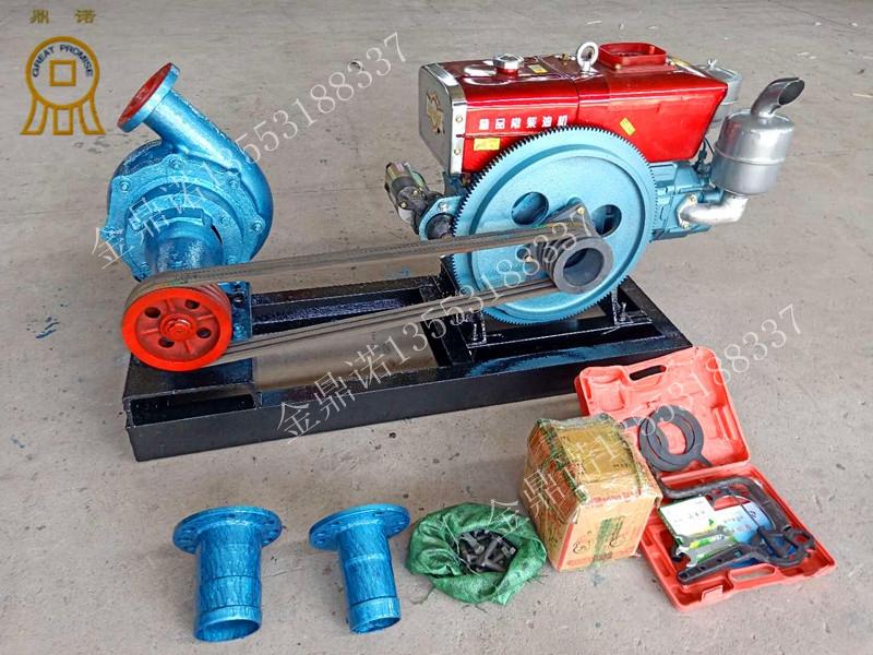 小型抽沙泵 柴油機抽沙泵 河道抽沙