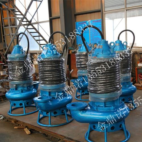 NSQ潜水抽沙泵广东福建都在用 耐磨潜水抽沙泵厂家
