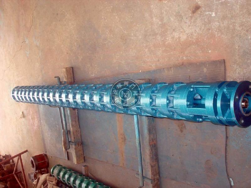 地熱井潛水泵_熱水井用潛水泵_耐熱深井潛水泵