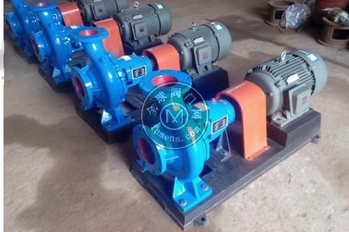 河北祁卓泵业大流量农业专业离心泵工厂直销is清水泵