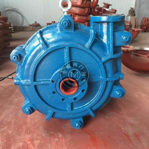 河北祁卓泵业工业用泵抽沙泵ZJ ZJL型渣浆泵