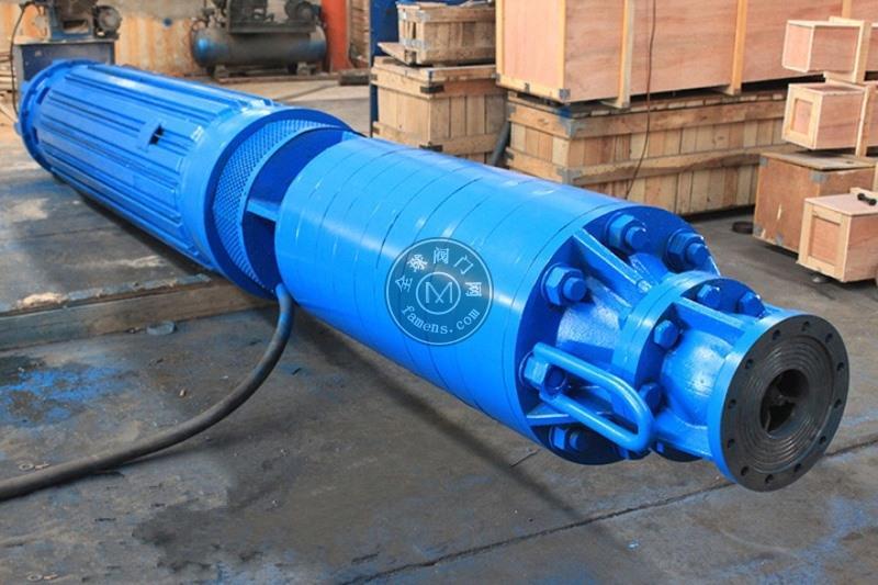 高压卧式潜水泵_大型潜水泵_大功率潜水泵
