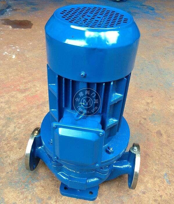 家用增压管道泵32-200A离心管道泵