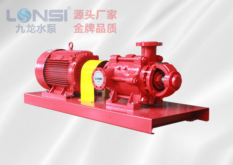 XBD-CND型卧式多级消防泵