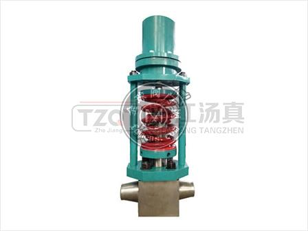 ZZY 系列自力式压力调节阀(锻件)