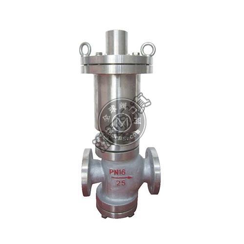 ZZYPD 自力式超低溫壓力調節閥(超低溫型)
