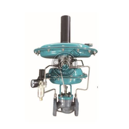 ZZYP-II型 帶指揮器型自力式壓力調節閥