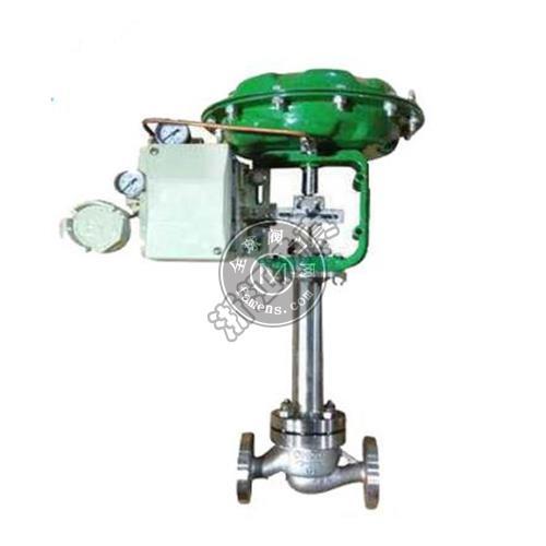 ZXPD型 氣動薄膜低溫調節閥