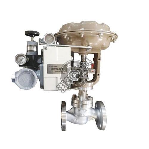 ZXP型 氣動薄膜單座調節閥