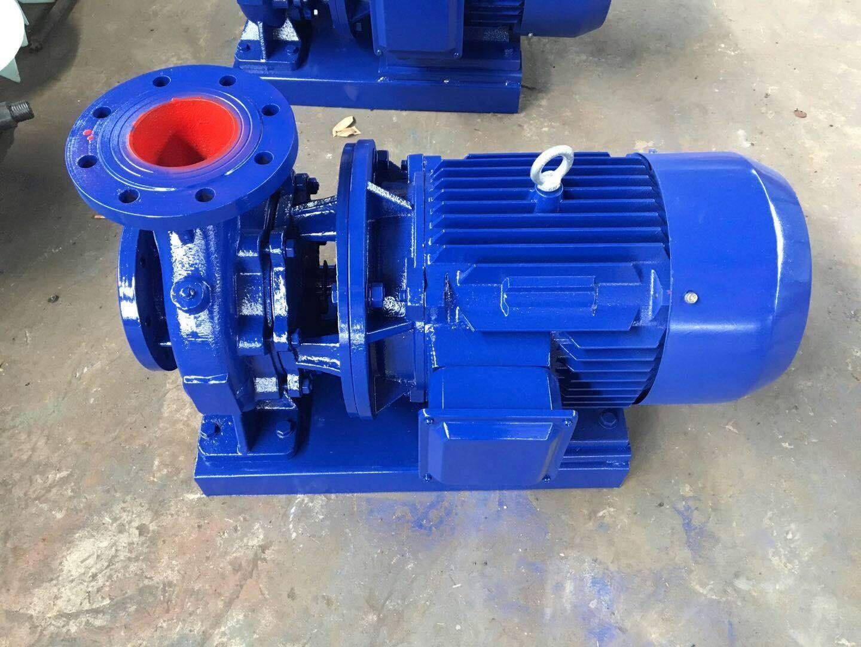 ISW增压管道离心泵冷热水循环泵32-160(I)