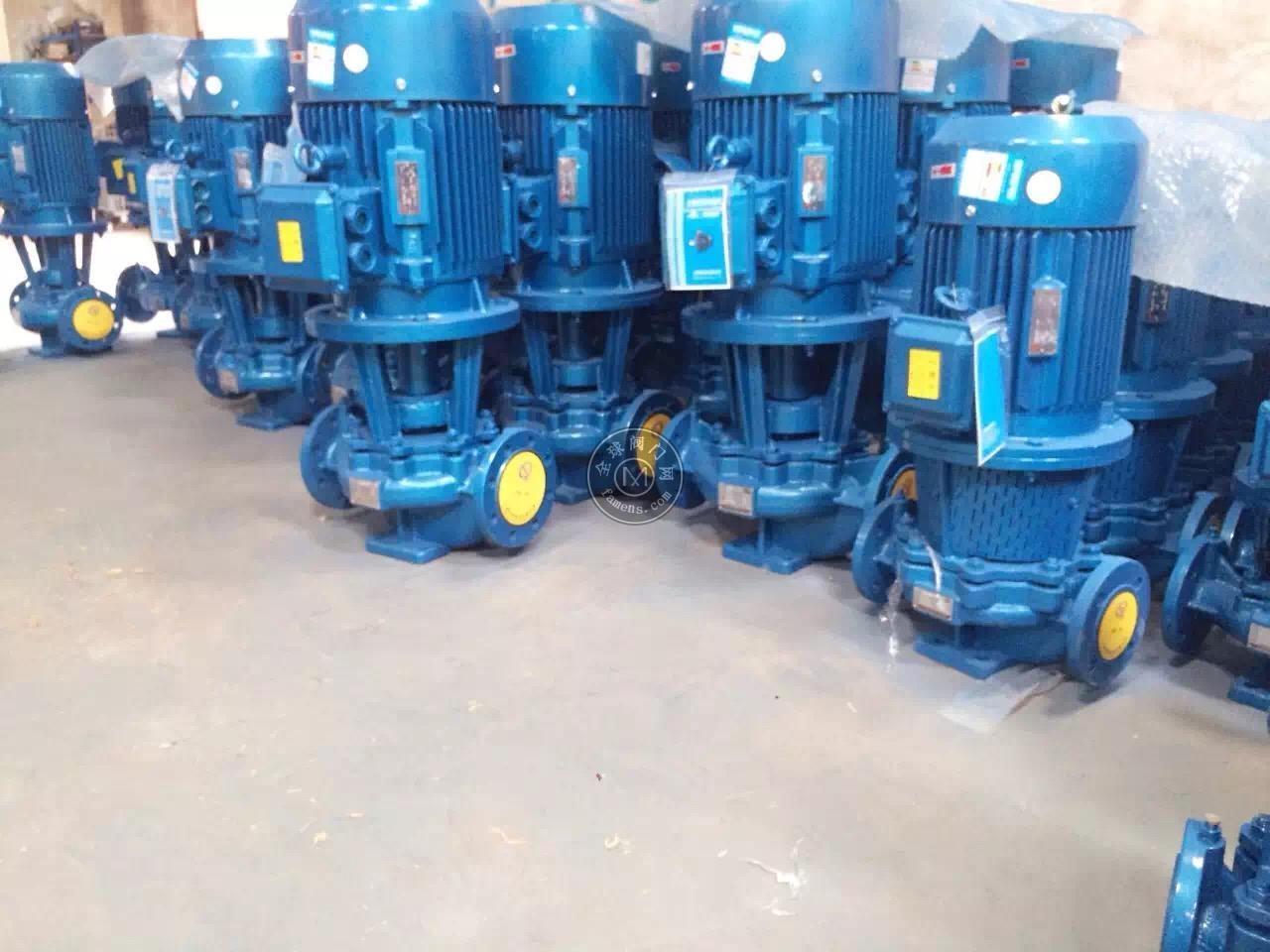 增压泵家用循环泵离心管道泵40-250(I)A