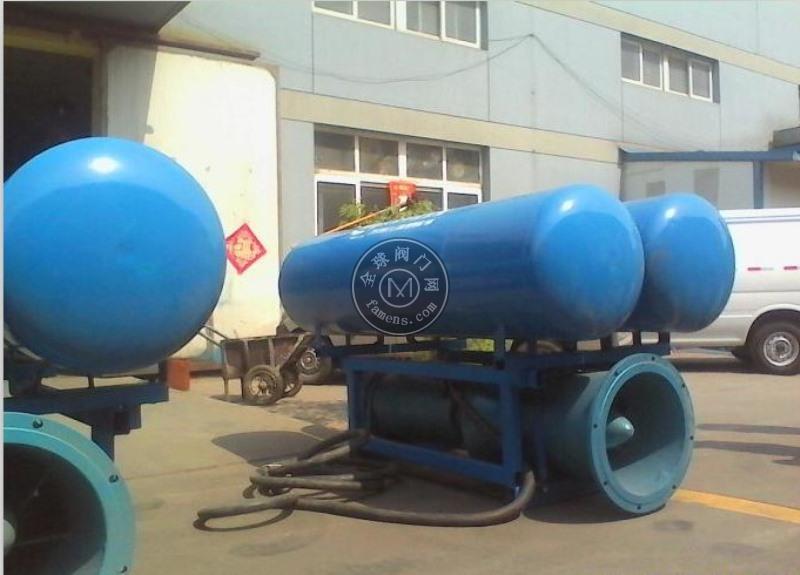 浮筒式轴流泵_漂浮式潜水泵_轴流潜水泵