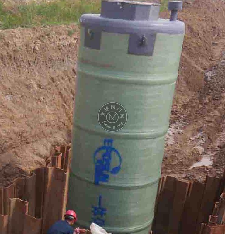 一體化預制泵站的市場需求大如何處理