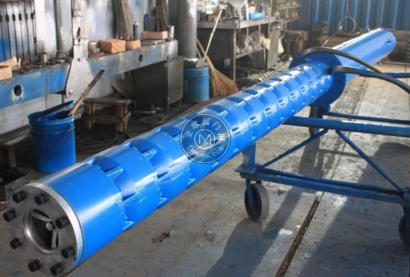 耐热潜水泵_热水井用潜水泵_温泉潜水泵