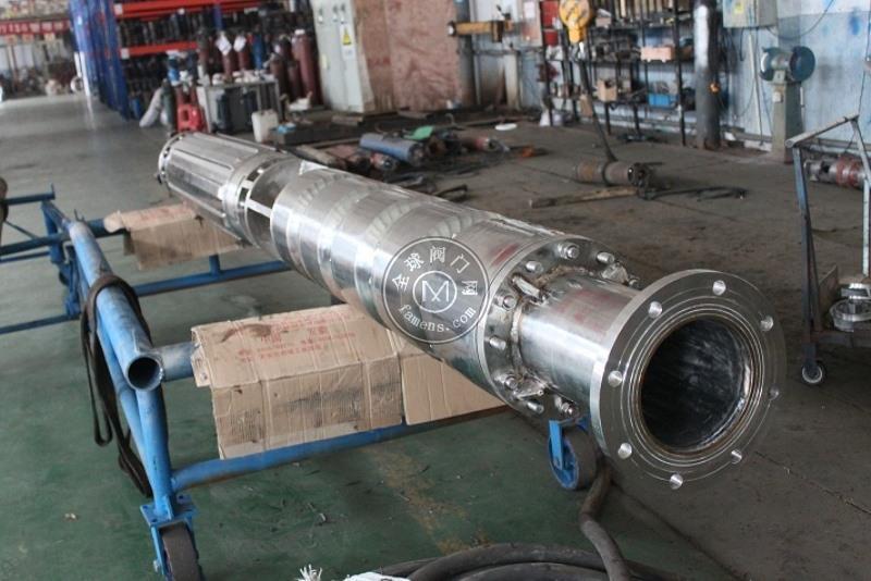 不锈钢深井潜水泵_耐腐蚀、高扬程、耐高温