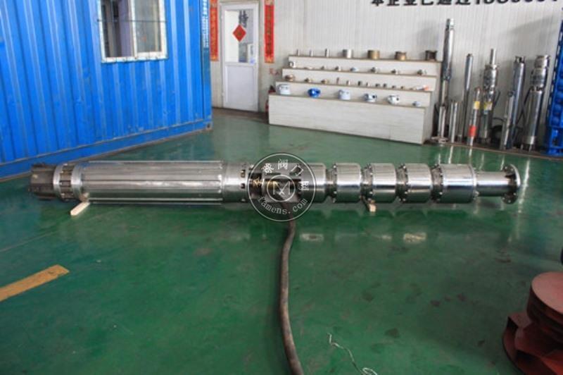 304、316、316L不锈钢井用潜水泵