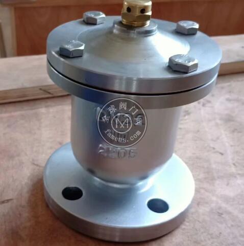 2205双相钢排气阀 2205排气阀 单口排气阀Double efect venting valve