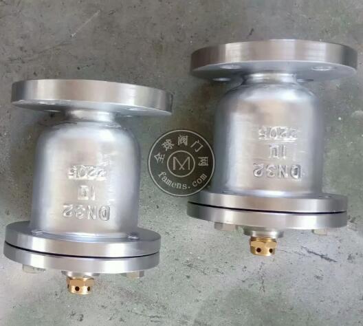 2205排氣閥 2205法蘭排氣閥 雙相鋼單口排氣閥