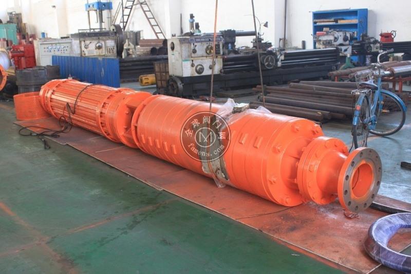 矿用潜水泵_耐磨、耐腐蚀、立卧两用、环保节能