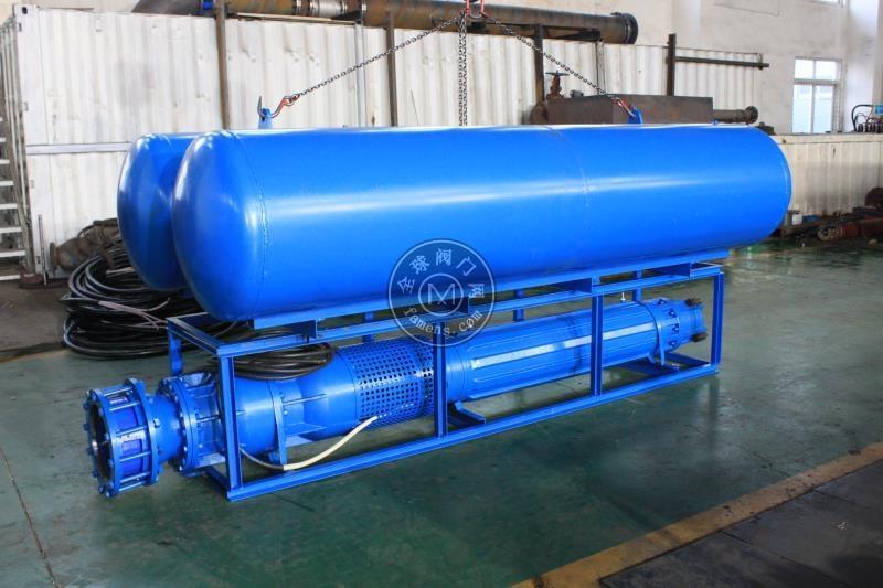 浮筒式潜水泵_漂浮式轴流泵_应急抢险泵